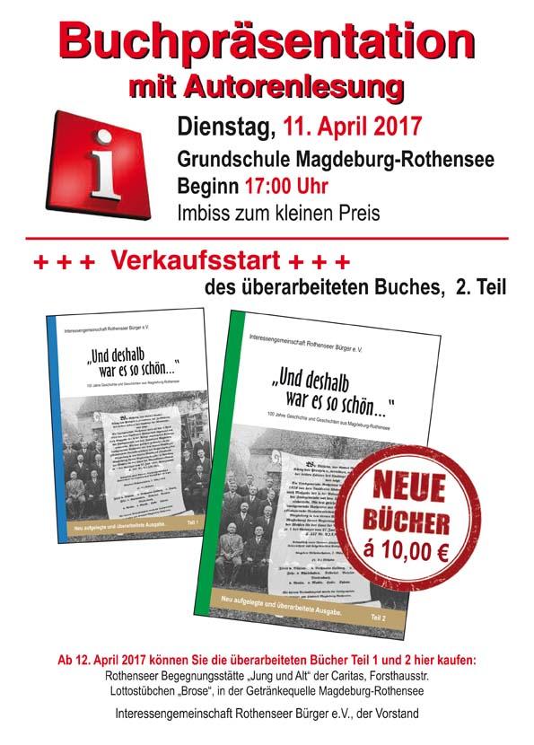IG Rothenseer Bürger e.V. - Leben in Magdeburg - Rothensee